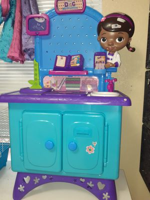 Docmcstuffins toys for Sale in Benbrook, TX