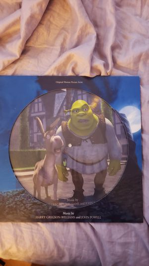 Limited edition Shrek picture vinyl for Sale in Phoenix, AZ