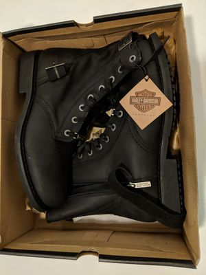 ***NEW Harley Davidson Motorcycle Men Boots Boot Scout and Ranger*** for Sale in Pittsburgh, PA