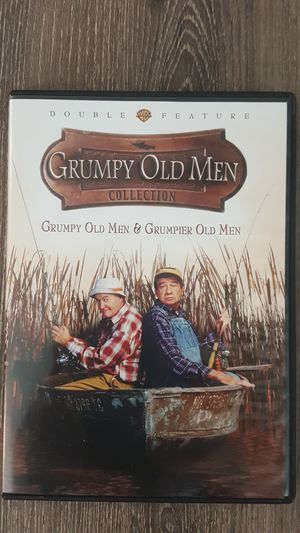 Grumpy Old Men Collection (Double Feature DVD) for Sale in Gaithersburg, MD