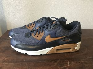 Never worn Nike Air Max 90 Premium Size 15 for Sale in Austin, TX