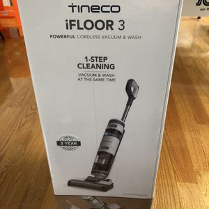 TINECO iFloor 3 (Self Cleaning Vacuum) for Sale in New Hyde Park, NY