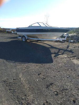19ft bayliner with trailer for Sale in Binghamton, NY
