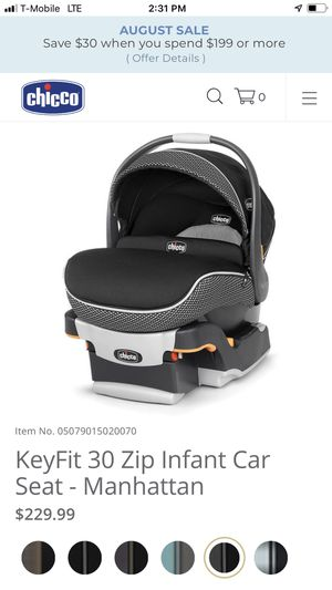 Chicco car seat for Sale in Upland, CA