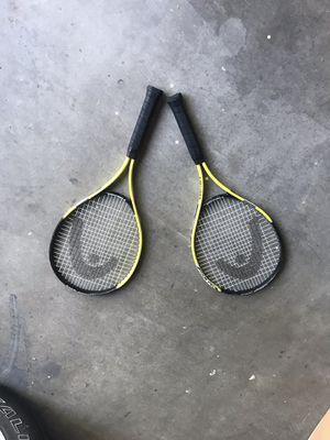 Tennis rackets. Head. Pair for Sale in Scottsdale, AZ