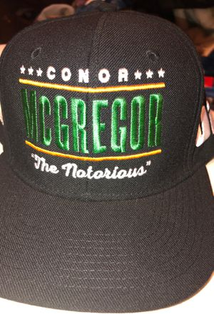 Reebok Conor McGregor UFC SnapBack Hat $25 for Sale in Chicago, IL