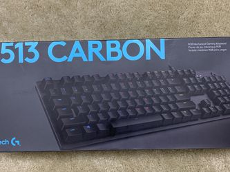 G513 Carbon Logitech Gaming keyboards for Sale in Seattle,  WA
