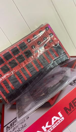 MPK II MINI (NEW). Red/Black Special Edition for Sale in Bradenton, FL