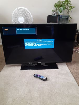Excellent Condition Flatscreen Samsung TV for Sale in Glendale, AZ