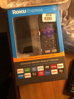 Brand new Roku for Sale in Baytown, TX