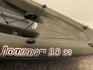 Journey 10 SS Fishing Kayak for Sale in Midland, TX