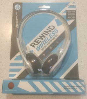 JLab Rewind Wireless Retro Headphones for Sale in Austin, TX