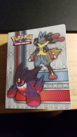 MYSTERY 60 Holo and Reverse Holo Pokemon Cards Booklet for Sale in Stanton, CA