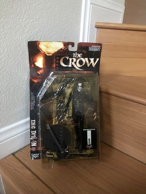 The Crow Mcfarlane Toys for Sale in Cerritos, CA