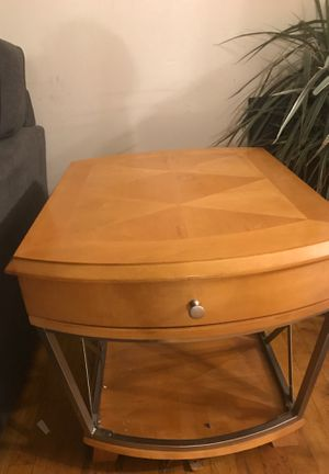 Modern yet classic end tables for Sale in Everett, WA