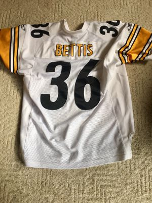 NFL reebok Bettis jersey for Sale in Irwin, PA