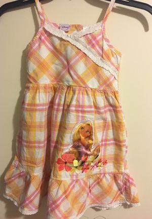 Disney Rapunzel size 6 dress for Sale in North Las Vegas, NV