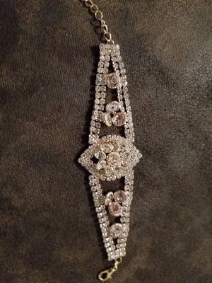 18k plated cz Daimonds bracelet for Sale in Catonsville, MD