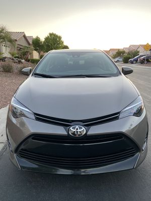 2018 Toyota Corolla LE - clean title for Sale in Las Vegas, NV