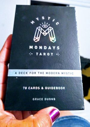 Mystic Monday tarot cards for Sale in Bellflower, CA