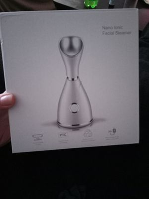 Nano iconic facial steamer for Sale in Cleveland, OH