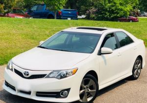 For sale ² ⁰ ¹ ² Toyota Camry SE.Great Shape for Sale in Bridgeport, CT