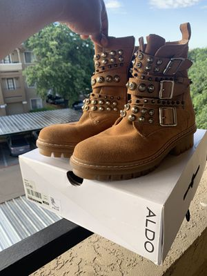 Aldo Boots Size 8 woman for Sale in Fort Worth, TX