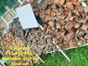 QUALITY/LONG LASTING FIREWOOD FOR SALE for Sale in Magnolia, TX