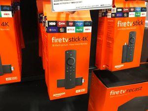 Fully Loaded 4K Fire Tv Stick for Sale in Palmetto, LA
