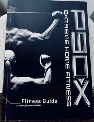P90X Extreme Home Fitness Guide for Sale in undefined