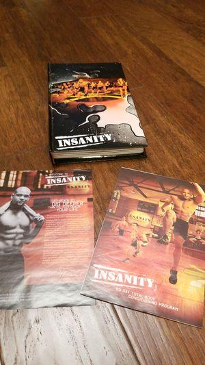Insanity for Sale in Kansas City, KS