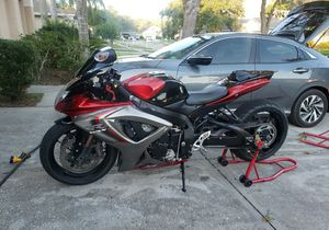 Gsxr-750 for Sale in Tampa, FL