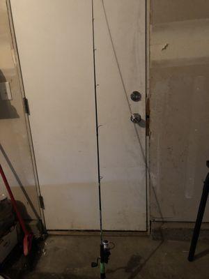 Green fishing pole for Sale in Grandview, WA