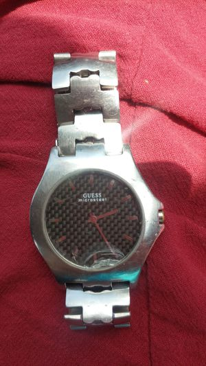 Guess micro steel watch! for Sale in Friendswood, TX