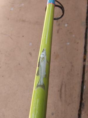 Custom 8 foot snook rod for Sale in Pembroke Pines, FL