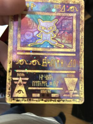 Ancient Mew for Sale in Watauga, TX