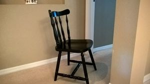 wood chair for Sale in NEW PRT RCHY, FL