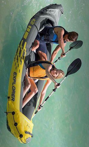 INTEX Explorer K2 Kayak 2 Person Inflatable for Sale in Alpharetta, GA