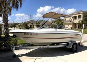 Boat Larson 180 Ski for Sale in Kissimmee, FL
