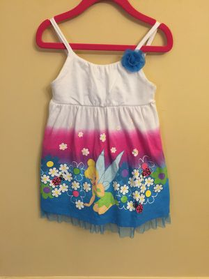 Disney's Fairies Dress -- Tinkerbell Floral for Sale in Abingdon, MD