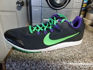Men nike track running shoes size 12.5 for Sale in Moreno Valley, CA
