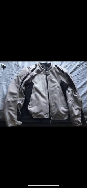 Brand New Motorcycle Jacket First Gear XL for Sale in Margate City, NJ