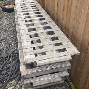 Ramp for Sale in Federal Way, WA