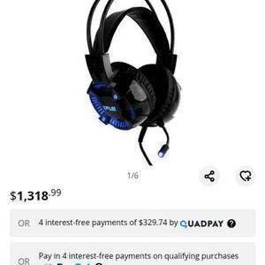 Gaming Headphones for Sale in San Jose, CA