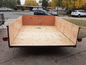 Utility trailer 6x8 for Sale in Magna, UT