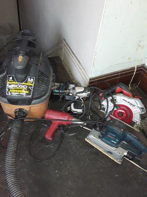 Multi tool set for Sale in Detroit, MI