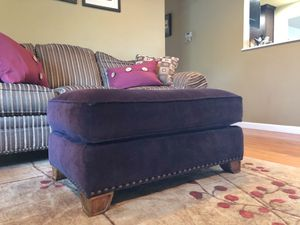 Boho Chic Ottoman for Sale in Seattle, WA