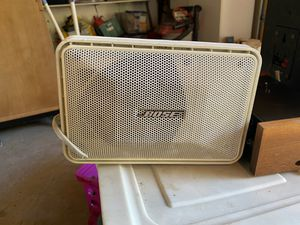 Bose speaker includes 4 of them for Sale in Carlsbad, CA