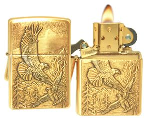 ZIPPO LIGHTER CUSTOM MADE for Sale in Chicago, IL