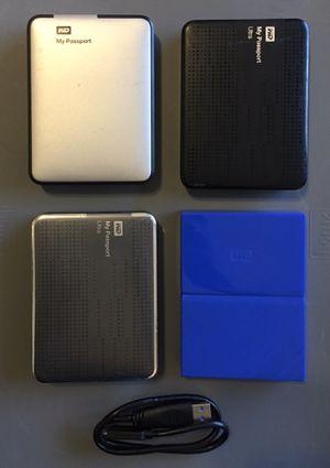 Portable 2tb USB Hard Drives for Sale in Clovis, CA